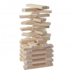 Boite de 300 buchettes en bois naturel