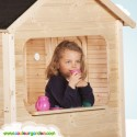 Ma première maison de jardin enfant brute