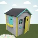 Ma première maison de jardin enfant colorée
