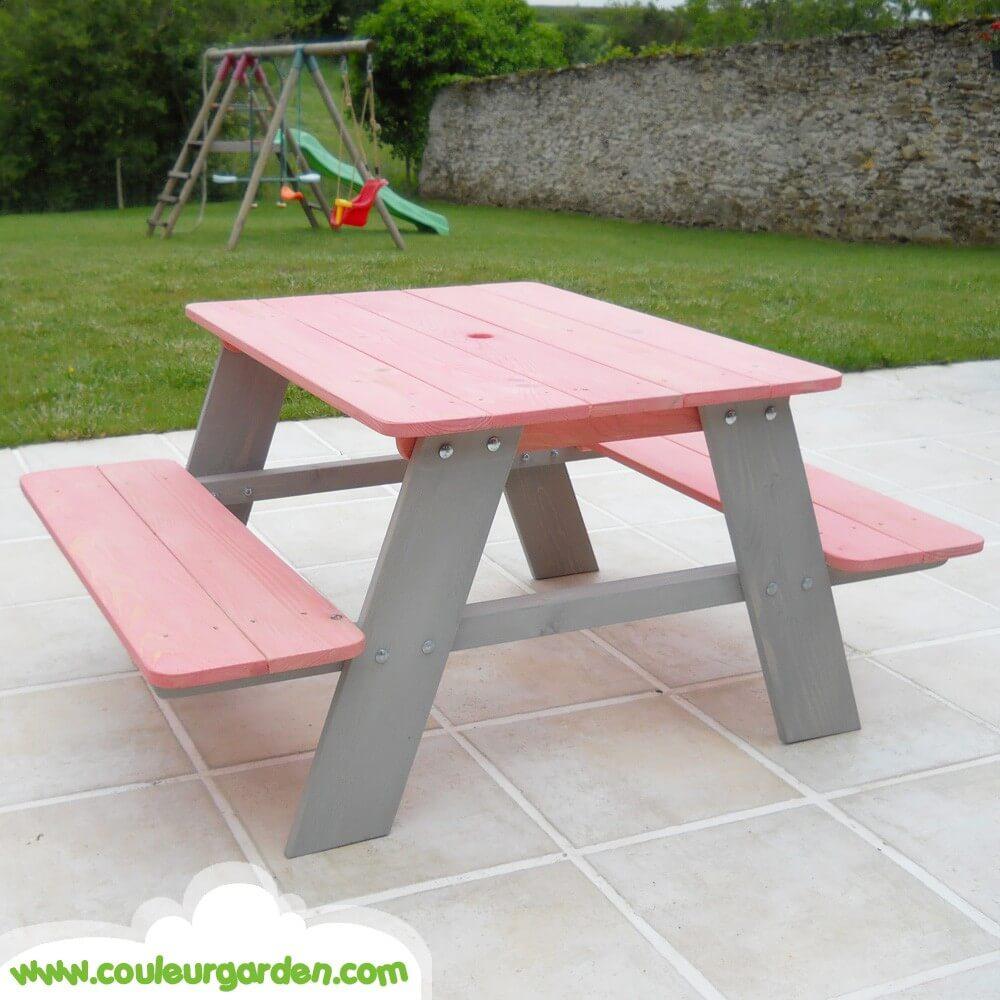 Schemas Table De Jardin En Pin ~ Meilleures idées pour la conception ...