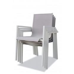 Fauteuil Ibiza Confort ivoire