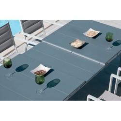 Table Tenerife gris bleuté...