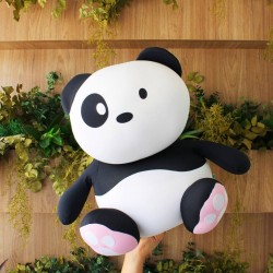 Bamboo le panda - Coussin Déco