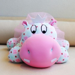 Angélina l'hippopotame -...