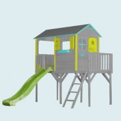 Grande cabane enfant patio...