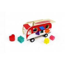 Camion à formes