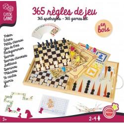 365 règles de jeux