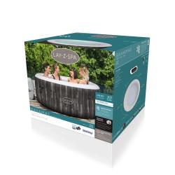Spa® Bahamas Airjet™ motif bois 2 à 4 personnes, 180 x 66 cm Couleur Garden