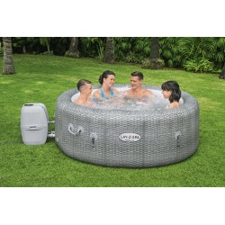 Spa gonflable Lay-Z-Spa® Honolulu, 4/6 places, diamètre 196 x 71 cm