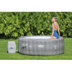 Spa gonflable Lay-Z-Spa® Honolulu, 4/6 places, diamètre 196 x 71 cm