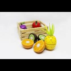 Cagette du marché - Fruits à découper