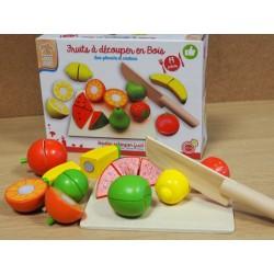 Set fruits et planche a...