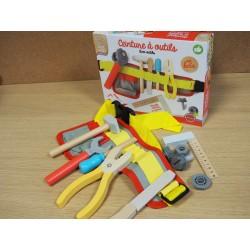 Set ceinture à outils