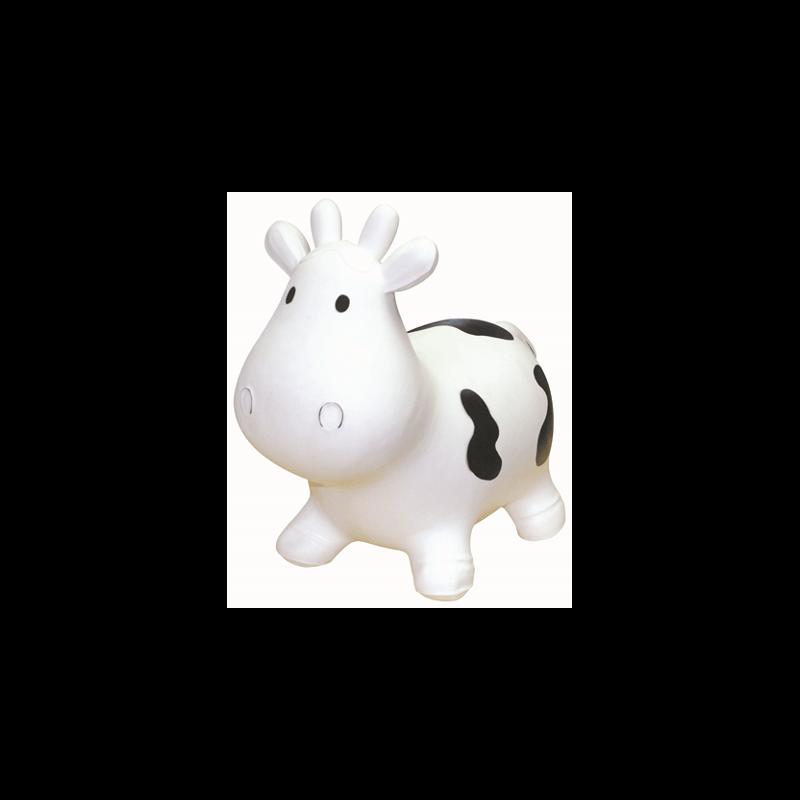 Vache rebondissante
