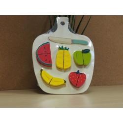 Planche à découper fruits