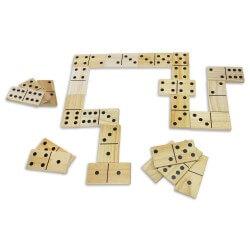Jeu domino géant