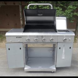 Barbecue DE LUXE 4 Brûleurs