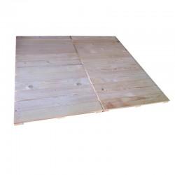 plancher maison bois