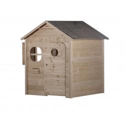 Ma première maison de jardin enfant brute - Cabane enfant