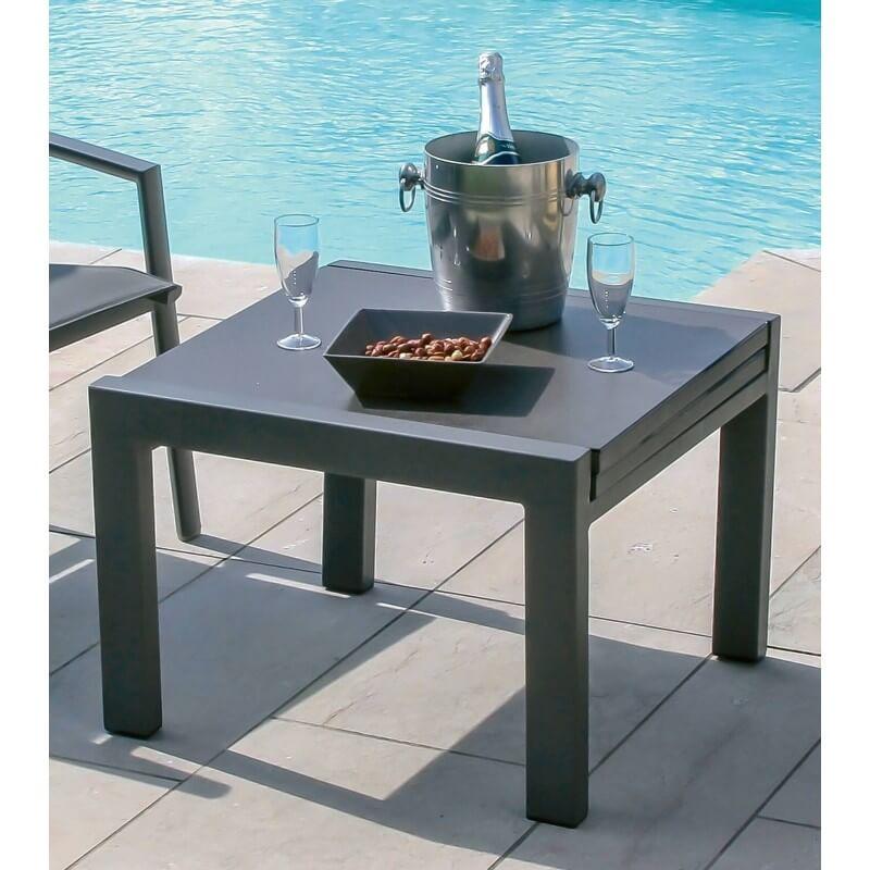 PACK IBIZA SALON - fauteuils + table