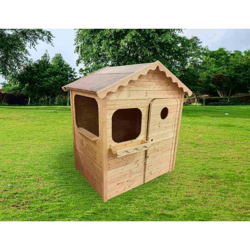 maison de jardin pour enfant pixel