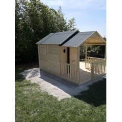 Maison XL DEVA - Cabane enfant