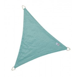 Voile d'ombrage triangle 5,0 x 5,0 x 5,0m