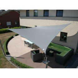 Voile d'ombrage rectangle 3,0 x 5,0 x 3,0 x 5,0m