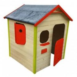 Maison peinte et traitée Fidji - Cabane enfant