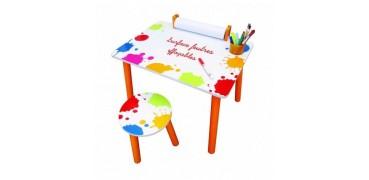 Bureaux enfants et tableaux