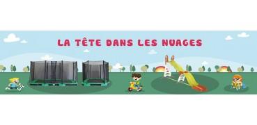Achat Toboggan et aire de jeux pour les enfants