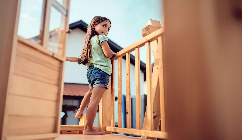 Comment ssécuriser sa cabane enfant