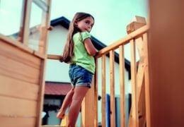 Comment sécuriser sa cabane enfant ?